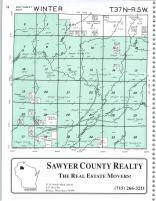 Winter T37N-R5W, Sawyer County 1997